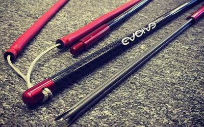 EVOLVE C SERIES CARBON POLESPEARS